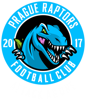 Prague Raptors FC Badge White