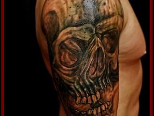 Skull Cover up