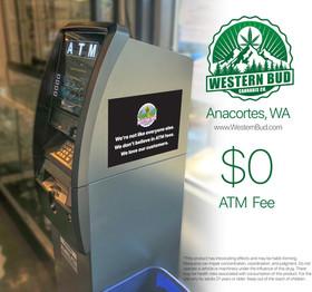 Western Bud, Cannabis Store | Anacortes, WA | Skagit Valley, WA | Best Cannabis Shop | $0 ATM | FREE ATM