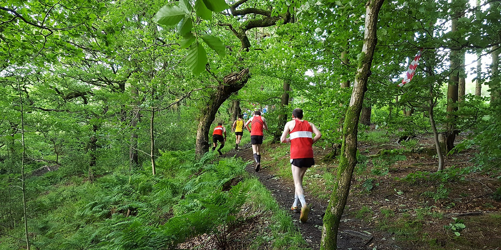 Walsh Two Lads Fell Race - Thursday 13th June - 7:30pm