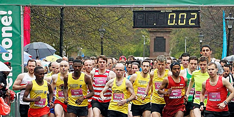 Liverpool Spring 10k - Sunday 5th May @ 10am