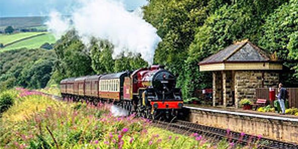 Race the Train - Bury to Rawtenstall - Sunday 23rd June @ 10:55am