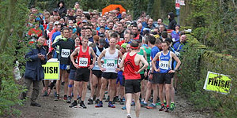 Rivington 10 Mile Trail Challenge - Sunday 7th April @ 10am