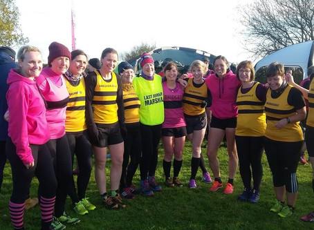 Beacon Cross Country - Race Report - Sunday 18th November