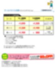 タイヤワールド-オイル交換料金表