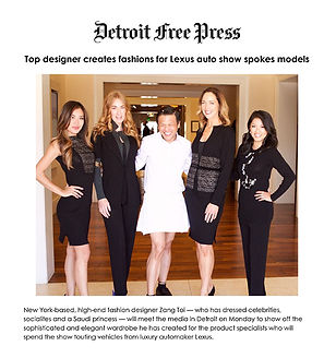 Production Plus article Detroit Free Pre
