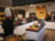 סדנת בישול בחיפה