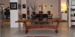 Jarrah Natural edge table
