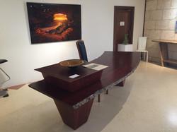 Jarrah office desk