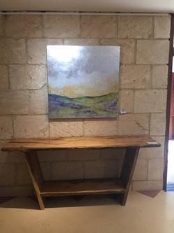 Marri Hall table