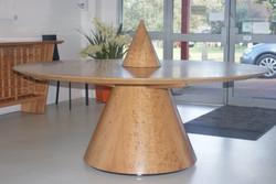 """""""The Sun"""" Cone Table"""