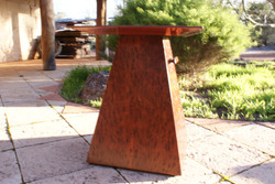 Pyramid Bedside Tables