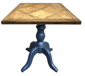 Melba Wooden Table Base