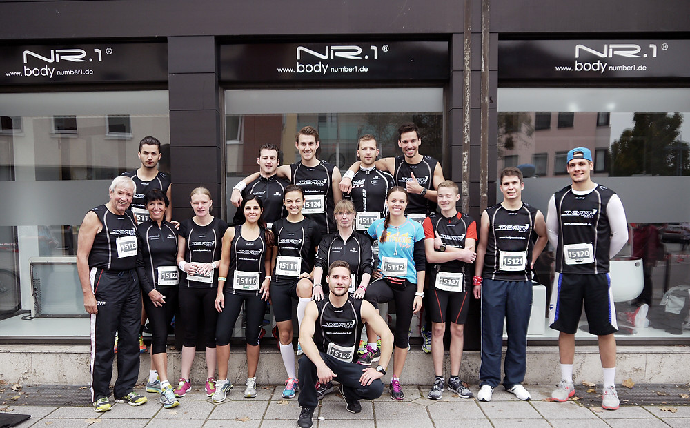 Einstein Marathon Team 2014