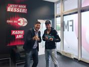 Musik Brunch von Donau3FM mit BodyNumber1