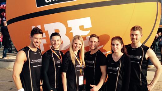 BodyNumber1 Team zu Gast bei Basketball Ratiopharm Ulm