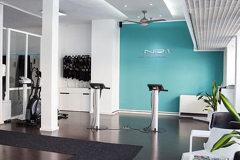 EMS Training Lounge Neu-Ulm