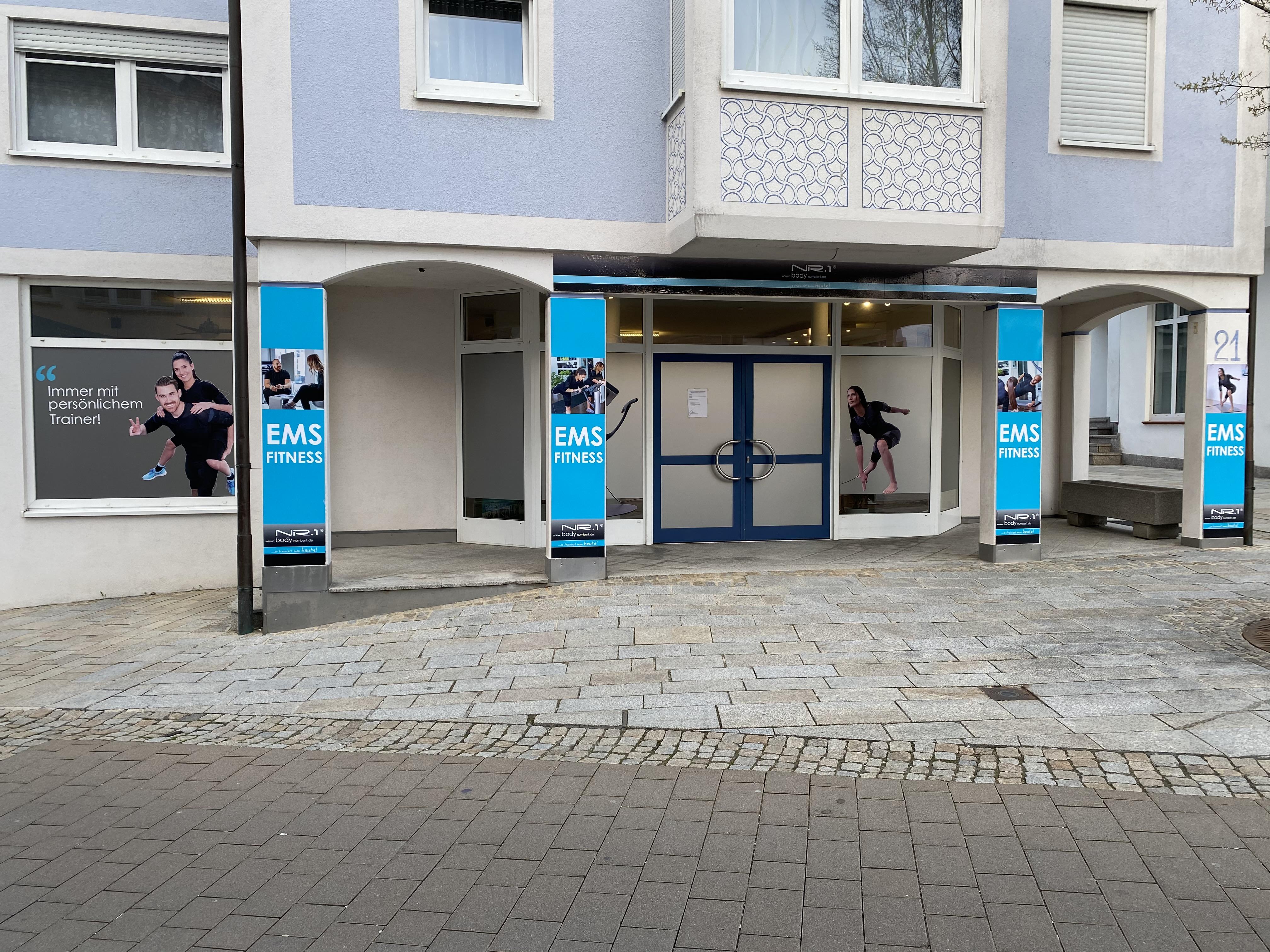 EMS Standort Ehingen City