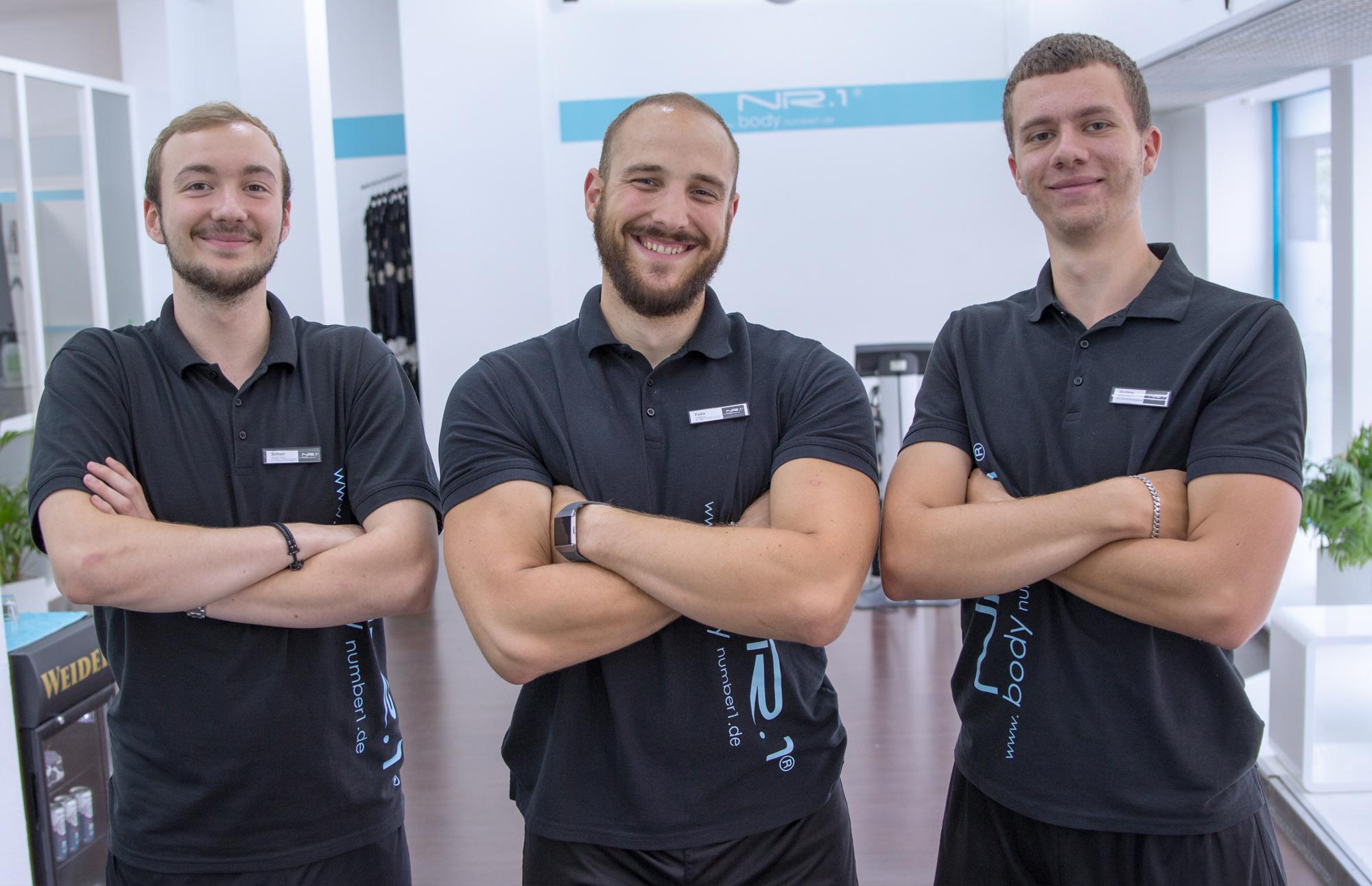 Personal Trainer Team Neu-Ulm