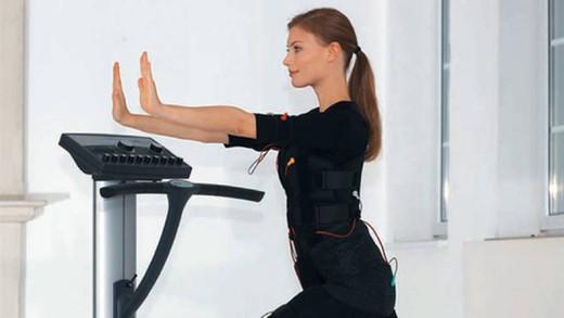 Effektive Rückbildung - EMS-Training nach Schwangerschaft