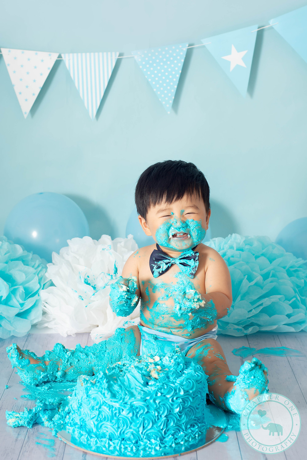 Cake Smash Photography North Sydney