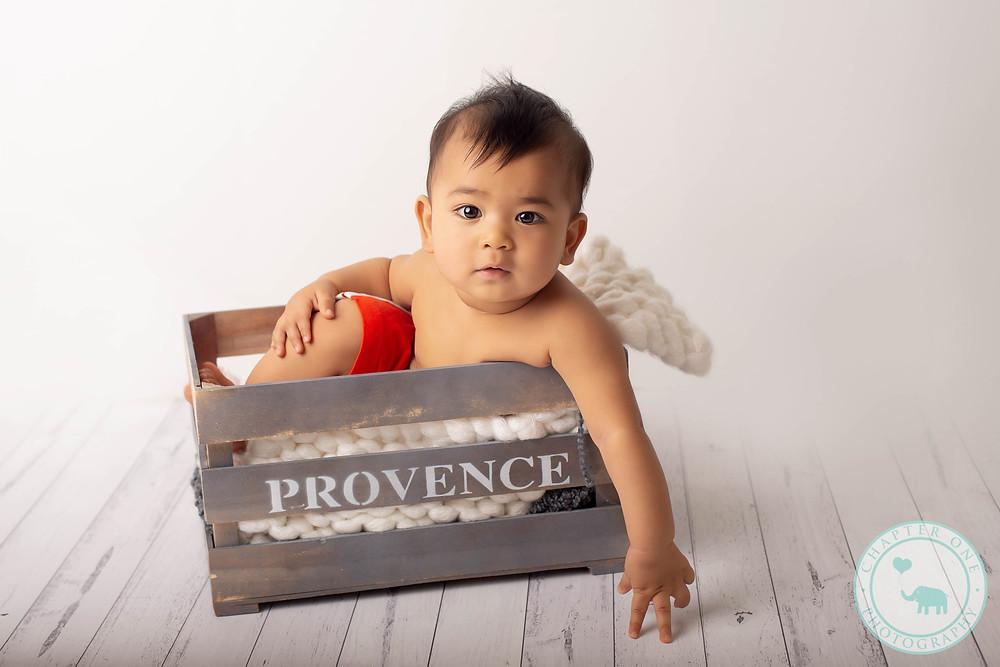 Baby Photography North Sydney boy 8 months