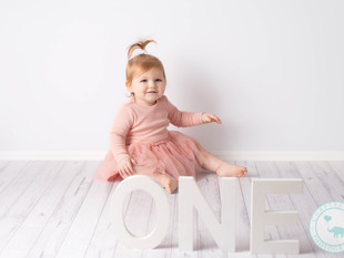 Grace 1 year old