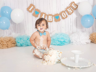 Elija Turns One Year Old