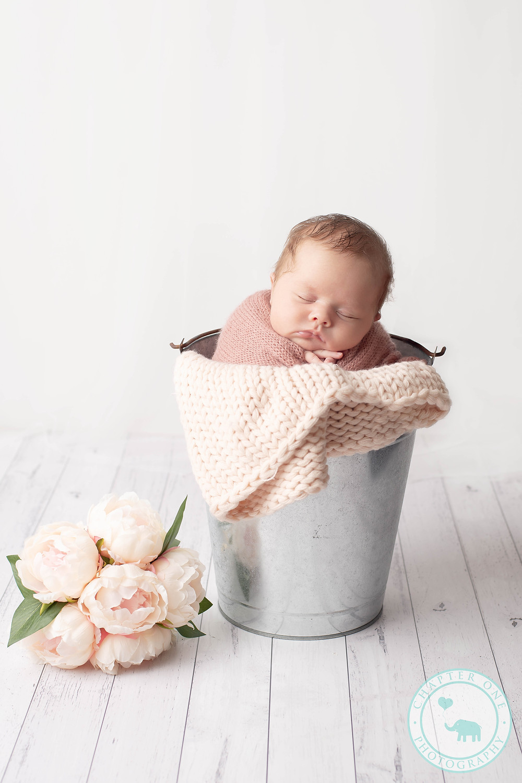 Newborn Girl Photography North Sydney