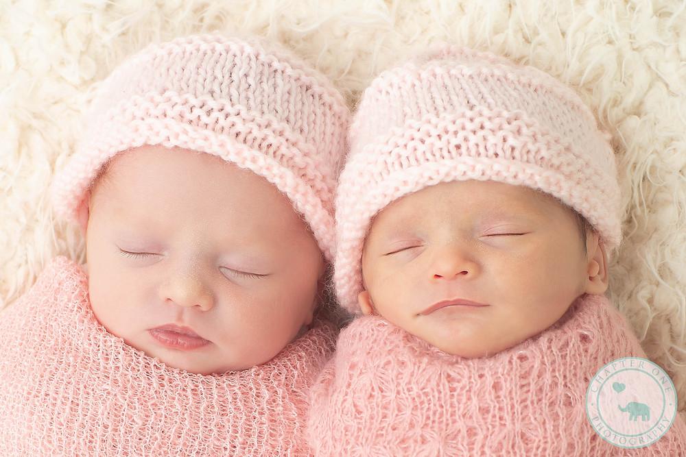 North Sydney Newborn Twin Photography