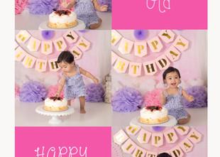 Krisha / One Year Old
