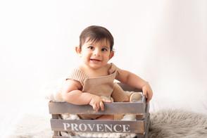 one year old milestone photographs baby