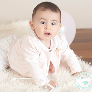 Sitter Baby Photography Crawling