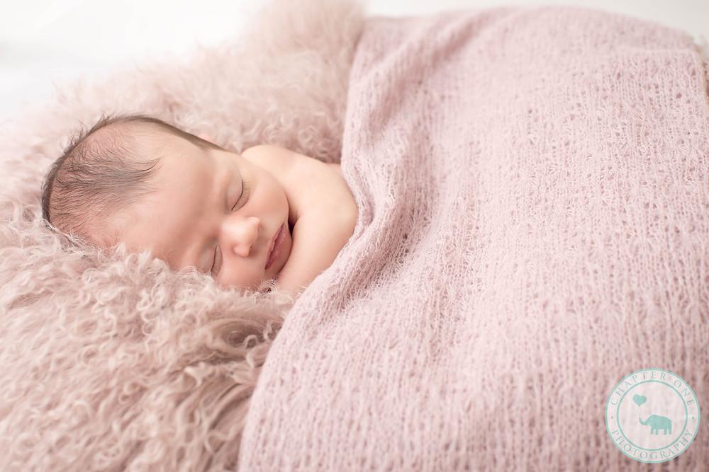 North Sydney Newborn Photography Girl