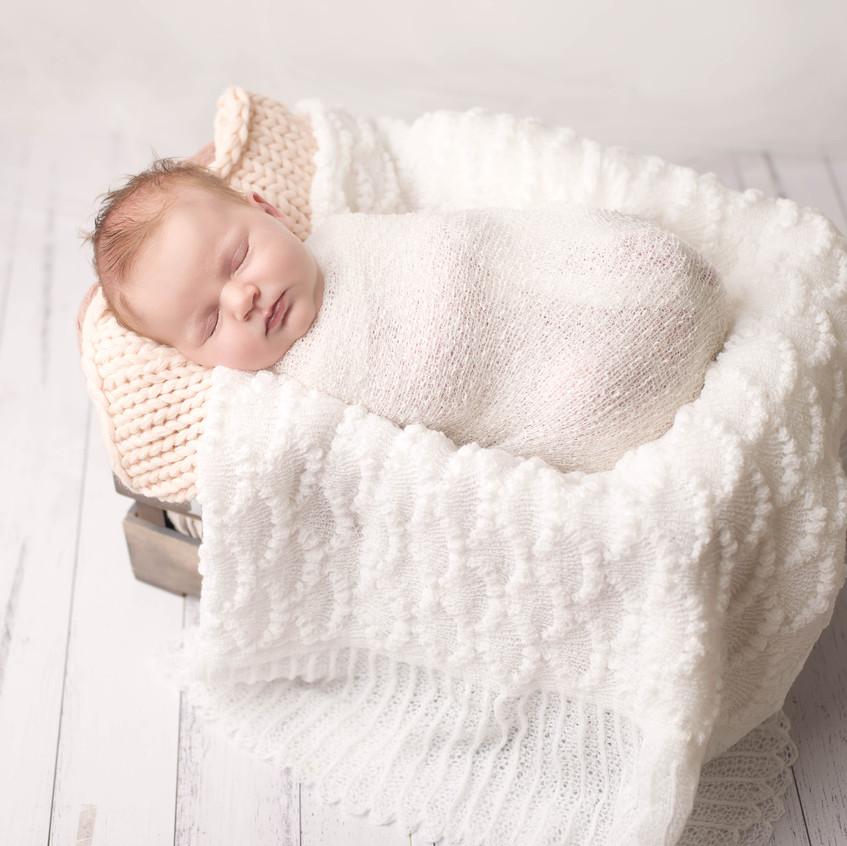 Newborn Girl North Sydney Photograph