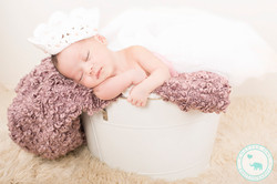 baby girl girl wearing crown