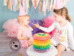 First Birthday Fun