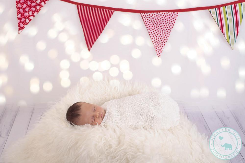 Christmas Newborn Photography North Sydney