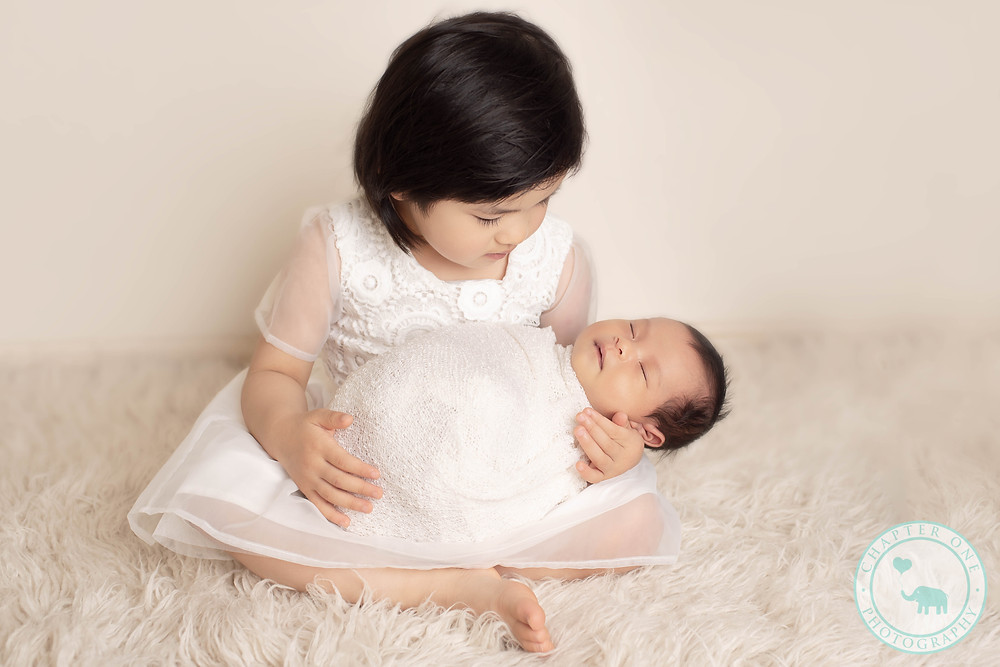 Newborn and Sibling Photography North Sydney