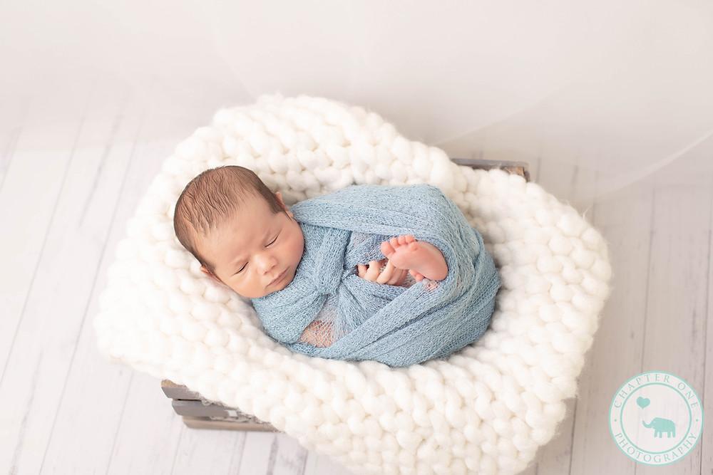 Newborn Photography - 11 days old boy