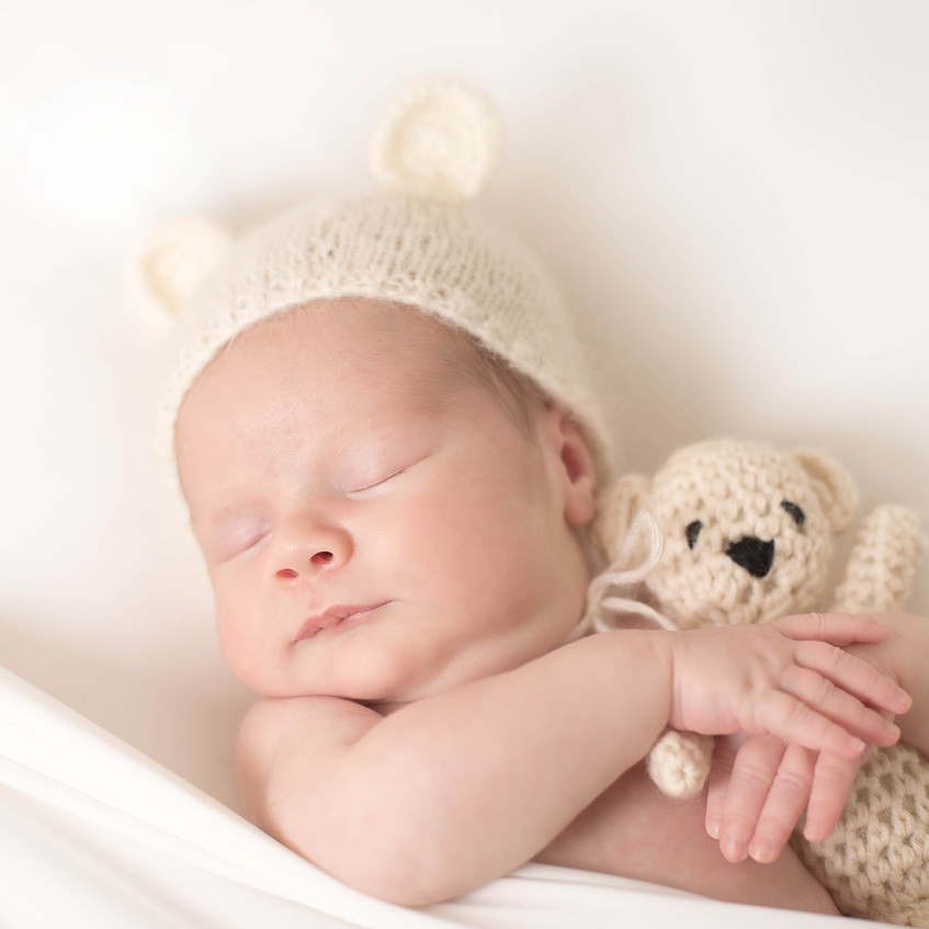 baby boy Sydney Newborn Photography