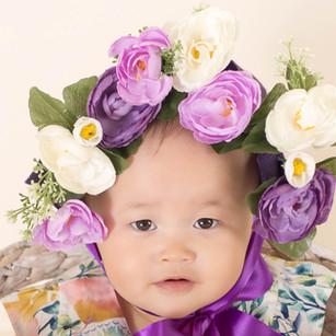 Sitter Baby Photography North Sydney Flower Crown