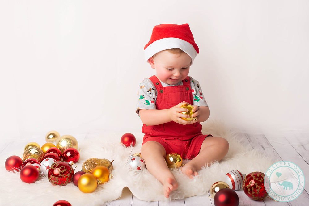 Christmas baby Photography North Sydney