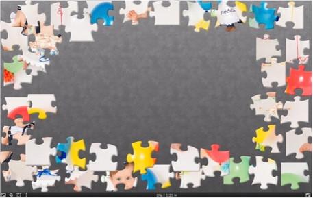 40 piece custom puzzle