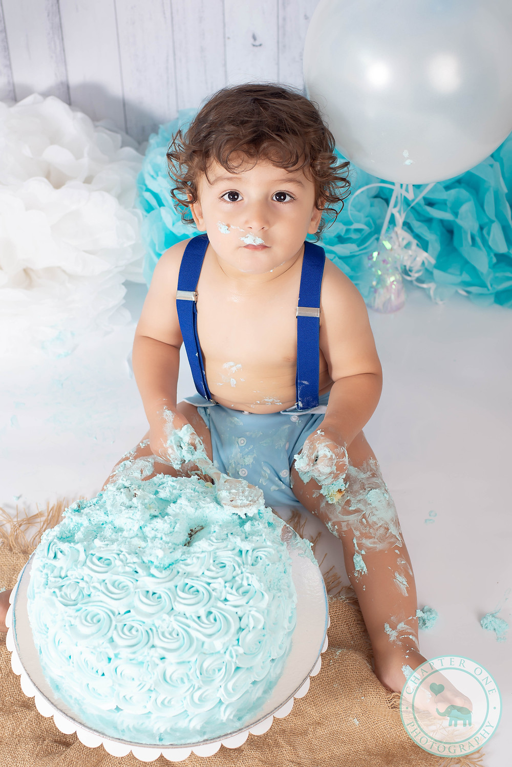 Cake Smash Photography Sydney