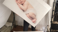 Wall Art / Newborn Photography North Sydney