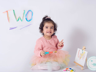 Photography for two and three year olds
