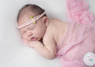 Newborn Photography Sydney / 10 day old Olivia