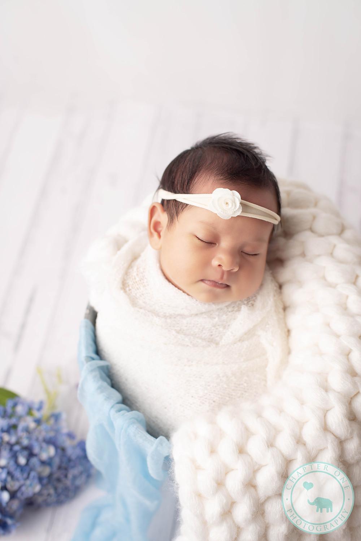 Newborn Photography North Sydney sleepy girl