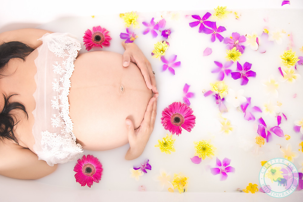 Milk Bath Maternity Sydney